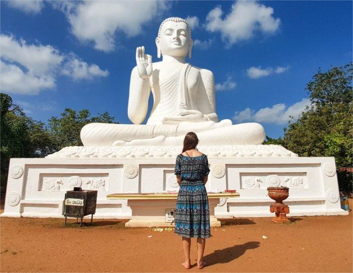 Sri Lanka - blog voyage -bouddhisme