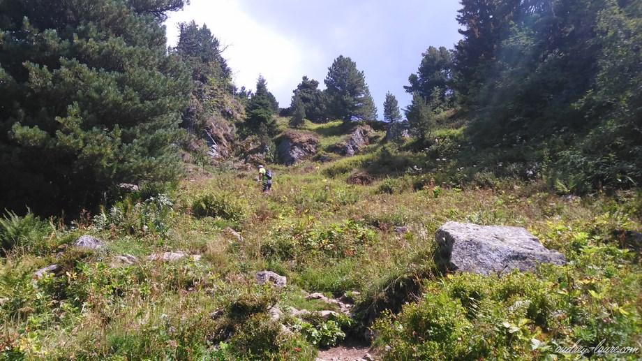 Chamrousse-randonnée été