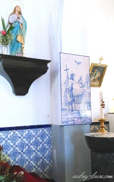 azulejos Eglise