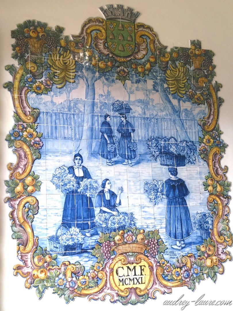 azulejos madere