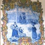 Les azulejos de Madère