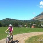 Une balade à vélo dans les environs de Laffrey