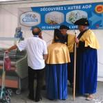 La fête du Bleu du Vercors-Sassenage : en route pour l'édition 2015