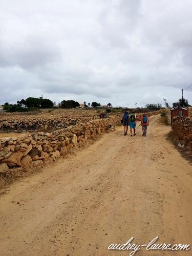 balade île porto santo