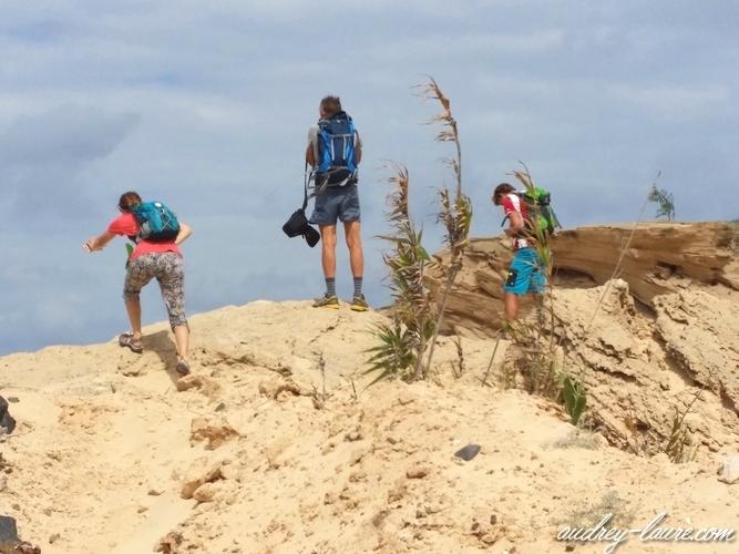 dunes porto santo madère
