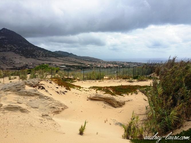 sable porto santo