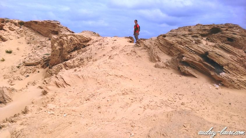 dunes porto santo île