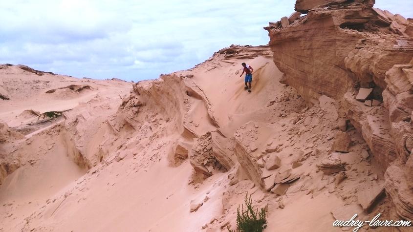 grandes dunes madère porto santo