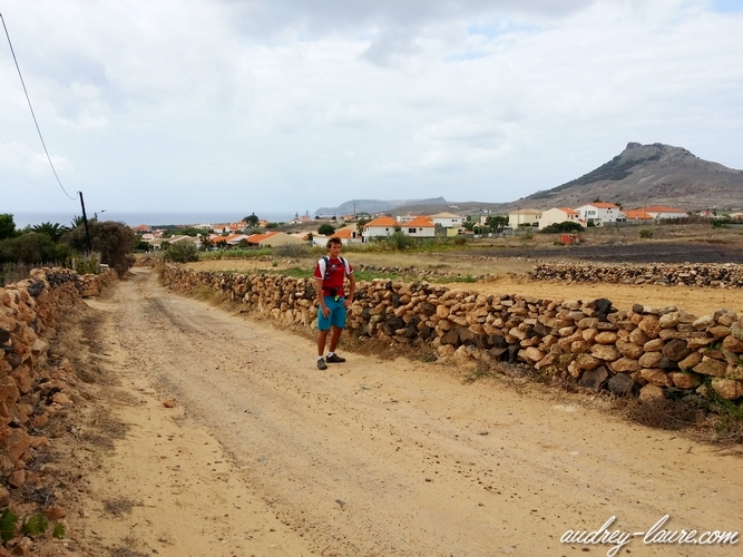 promenade île porto santo
