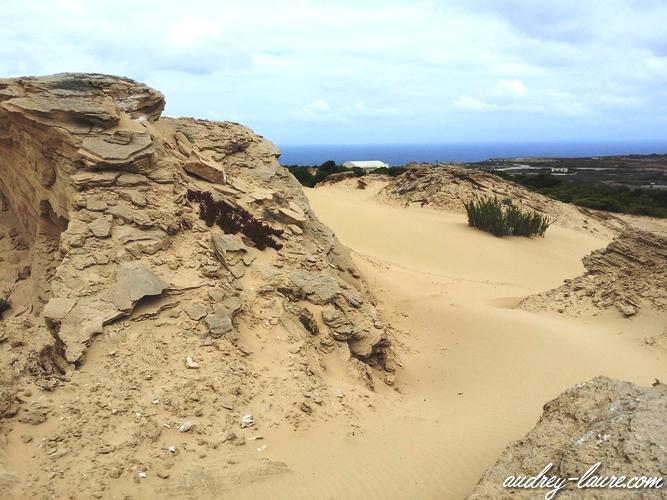 porto santo dunes de sable madère fonte da areia