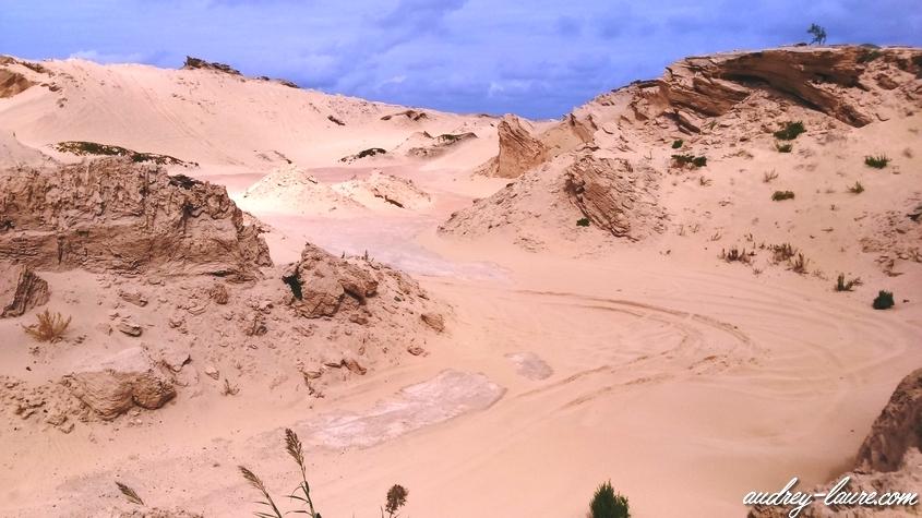 dune porto santo madère