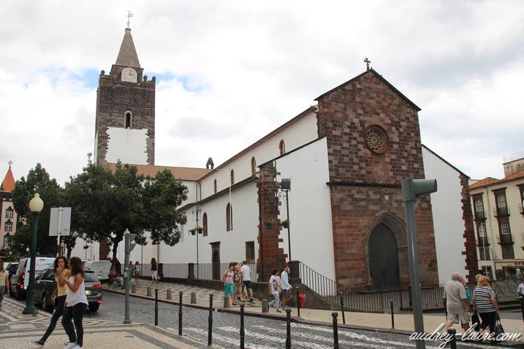cathédral de la sé Funchal Madère