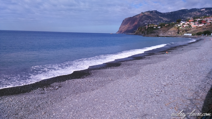 plage madère funchal