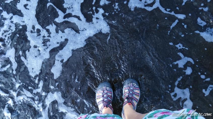 plage sable noir funchal