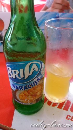 brisa maracuja boisson madère