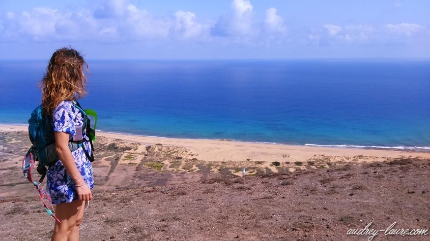 plage porto santo