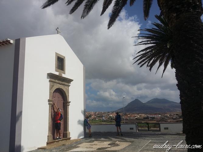 porto santo chapelle de São Pedro campo baixo
