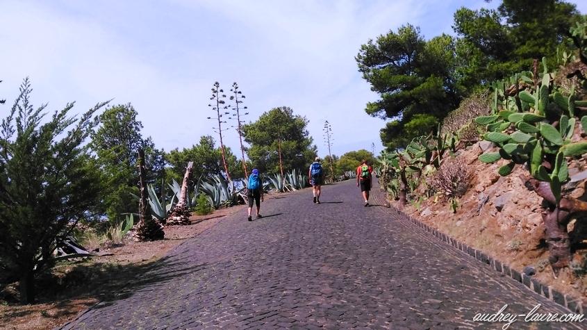 porto santo madère crique sable noir