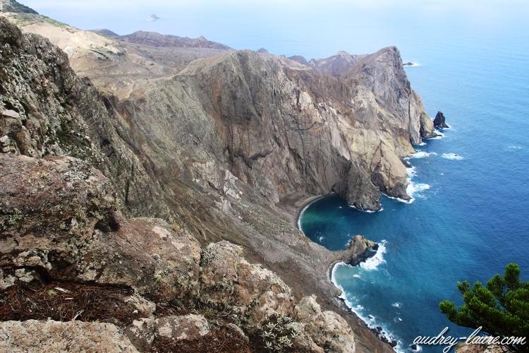 falaises porto santo