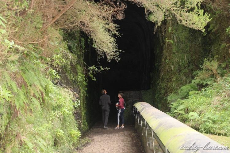 Madère 25 sources grotte