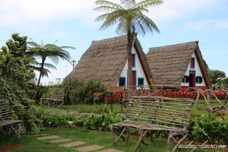 maison coloniale madère