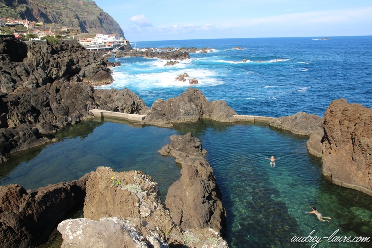 piscine naturelle porto moniz