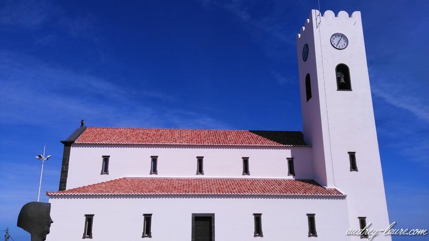 Église de Santa Maria Madalena MADERE