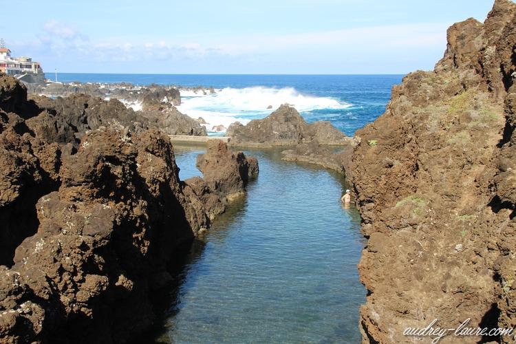 madère piscines naturelles
