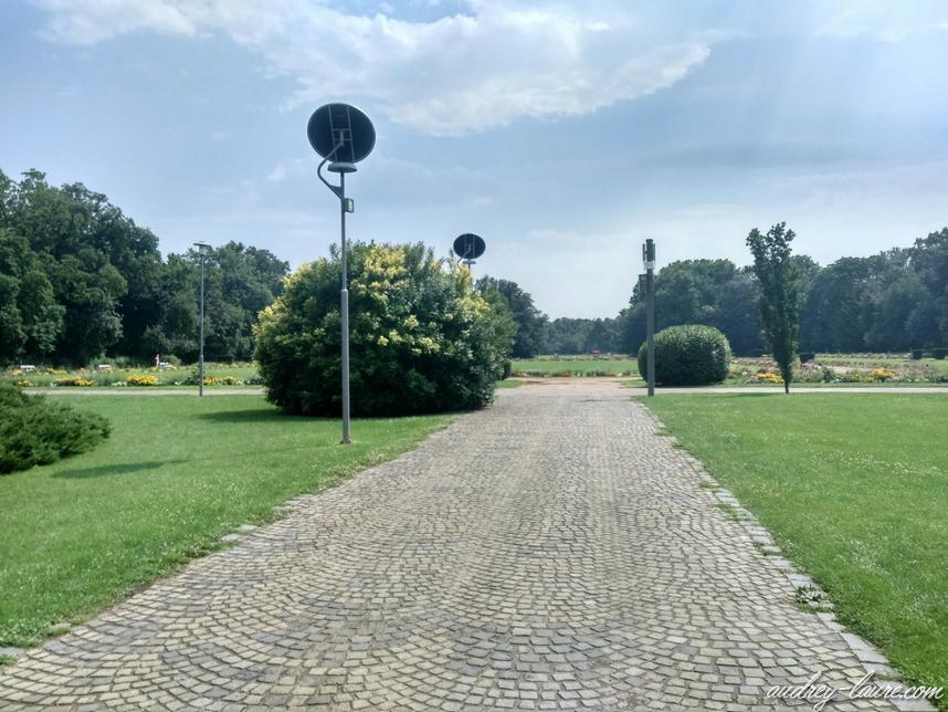 budapest parc île marguerite