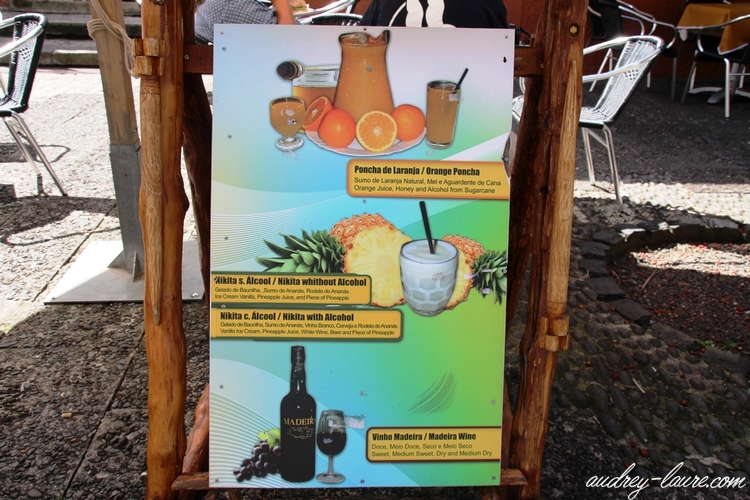 boissons de madère poncha nikita