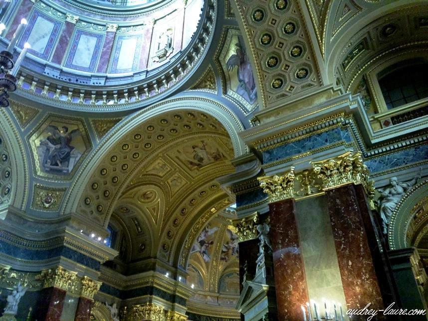 Basilique Saint-Etienne de Pest