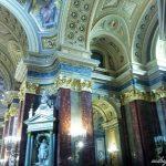 Budapest, Hongrie : la Basilique Saint-Étienne de Pest