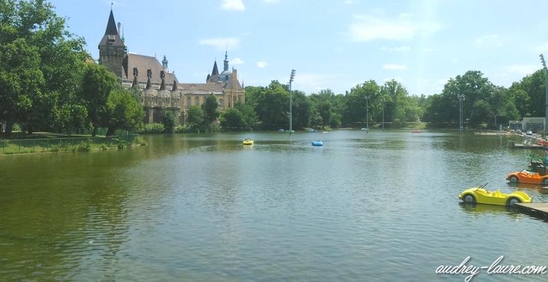 Château de Vajdahunyad budapest