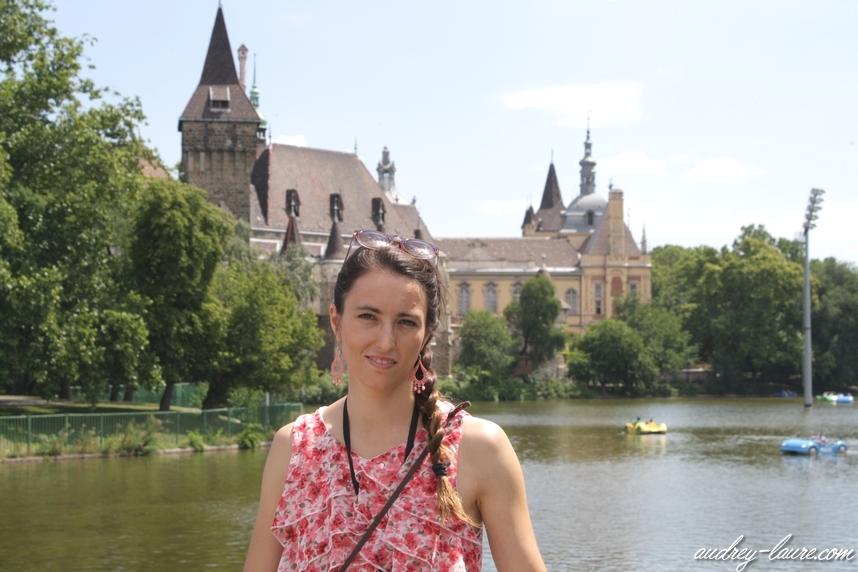Château de Vajdahunyad budapest hongrie