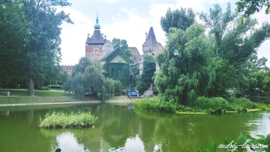 Chateau de Vajdahunyad