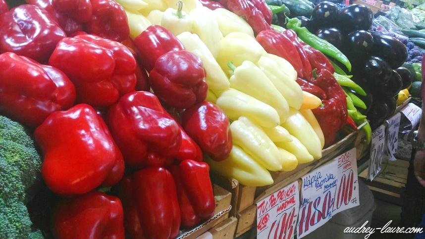 paprika hongrie