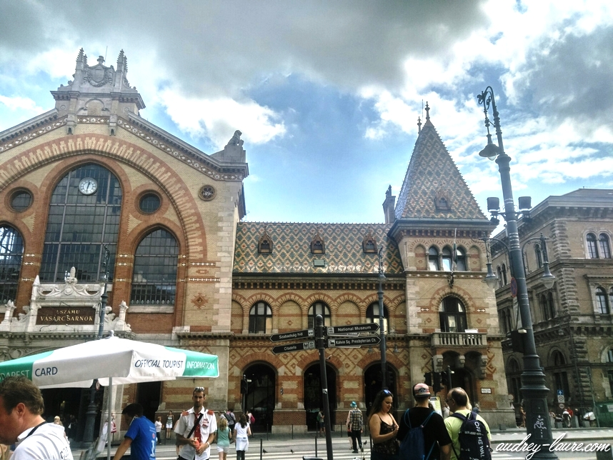 halles centrales budapest