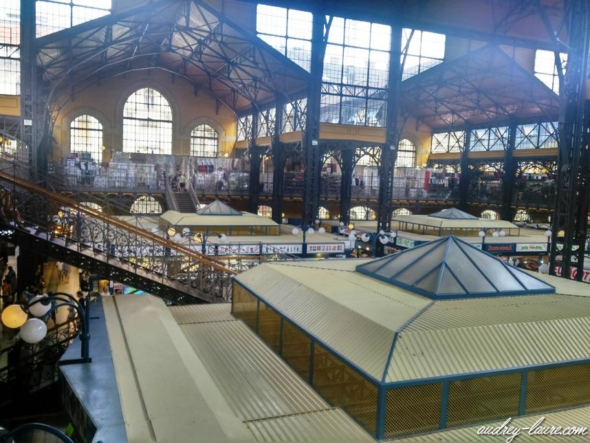 Halles budapest