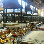 Les halles centrales de Budapest