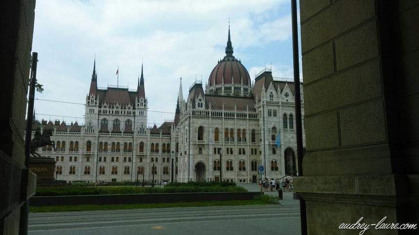 Parlement hongrois budapest