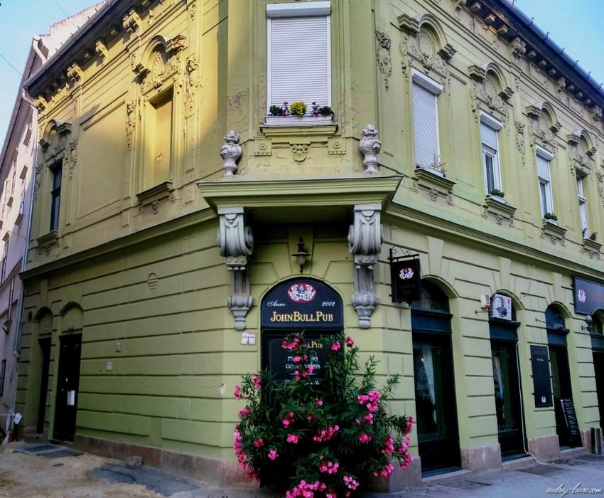 Gyor blog voyage en Hongrie