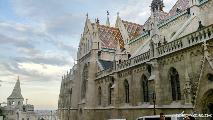 Église Mathias de Budapest