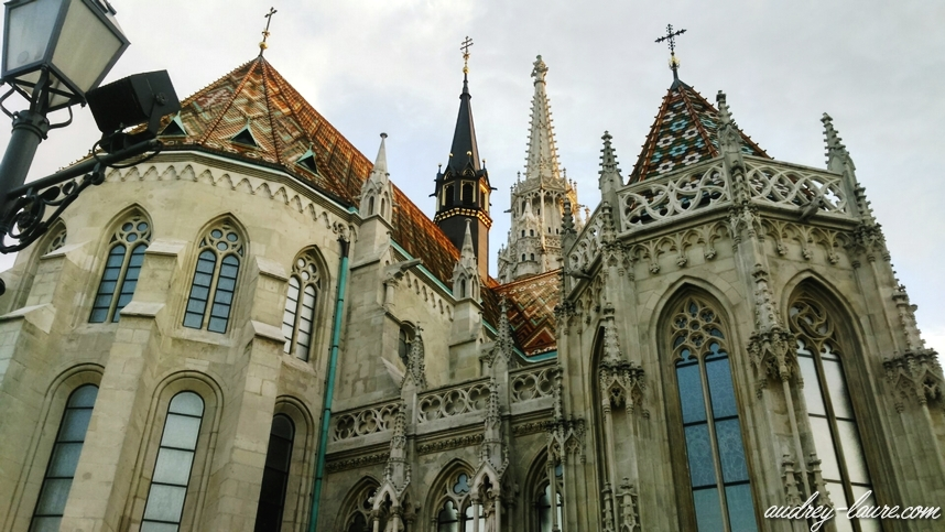 Église Notre-Dame-de-l'Assomption de Budavár