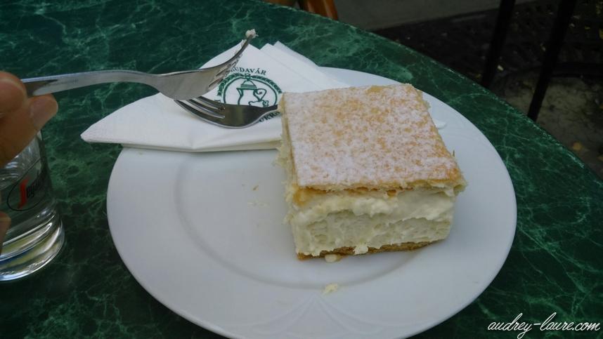 pâtisserie hongroise