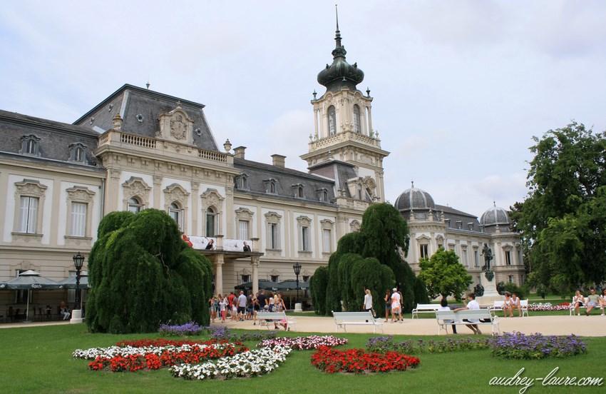 Keszthely Hongrie palais de Festetics