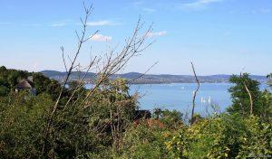 Presqu'île de Tihany -voyage en Hongrie