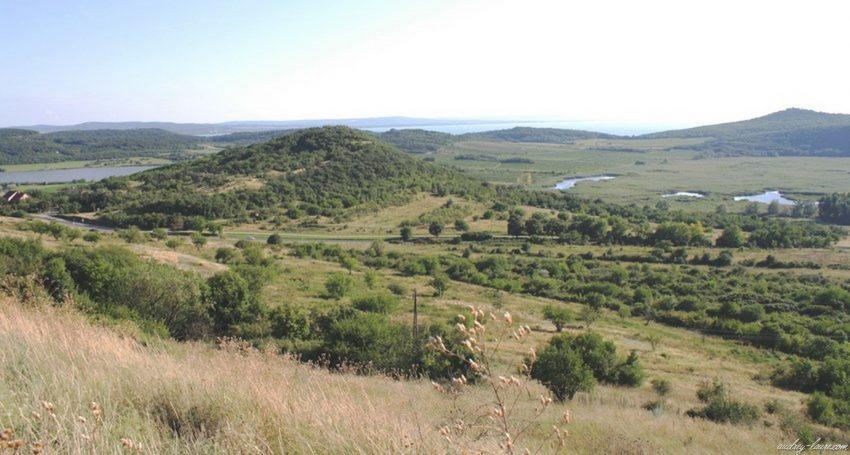 Presqu'île de Tihany voyage en Hongrie