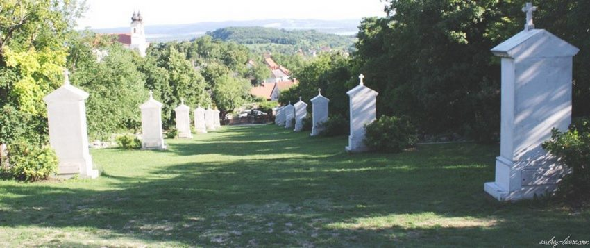 Tihany-Hongrie-calvaire