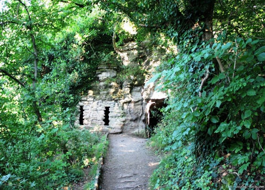 ermitage de Tihany - péninsule - voyage en Hongrie - blog