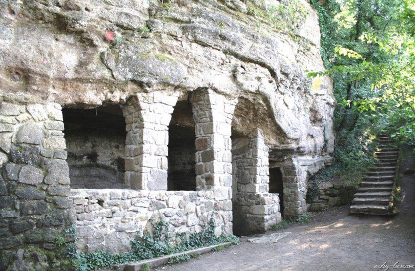 Ermitage de Tihany - blog de voyage en Hongrie
